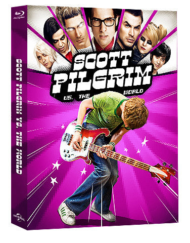 Scott Pilgrim SteelBook