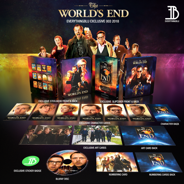 the worlds end full slip bluray steelbook
