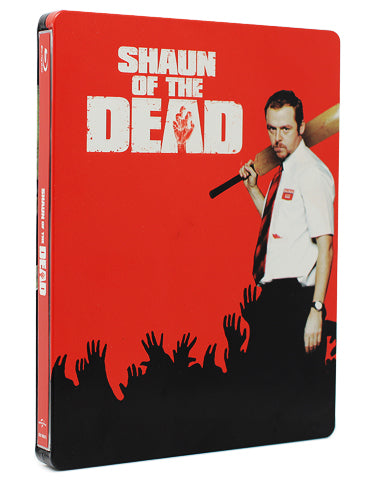 Shaun of the dead blu-ray steelbook