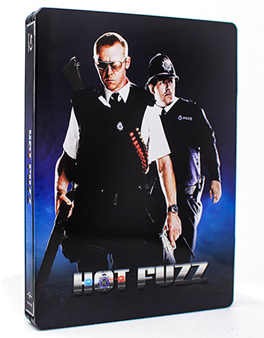 everythingblu exclusive hot fuzz bluray steelbook
