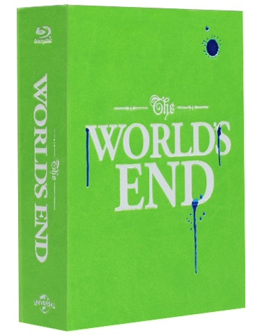 everythingblu exclusive the worlds end collectors edition