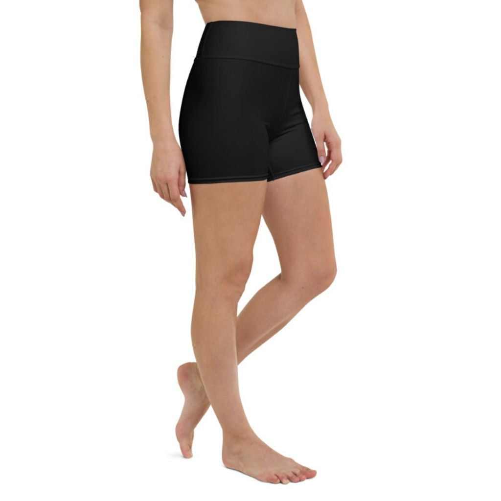 Yoga Shorts Black