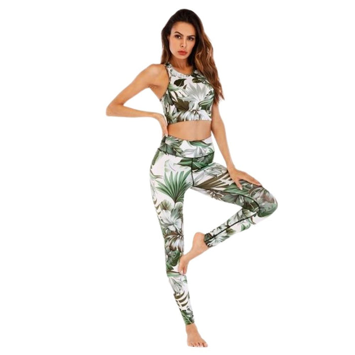 Fitness Suit 2Pcs