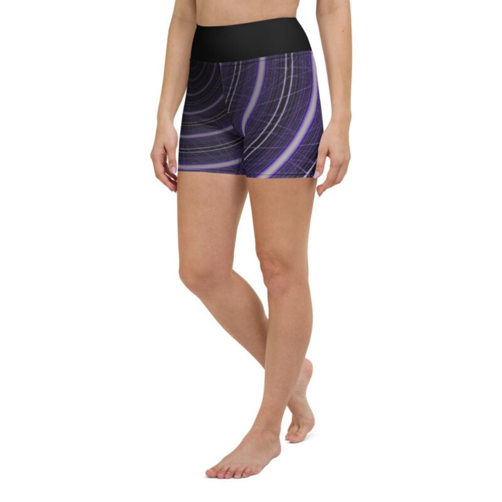 Yoga Shorts Spectrum