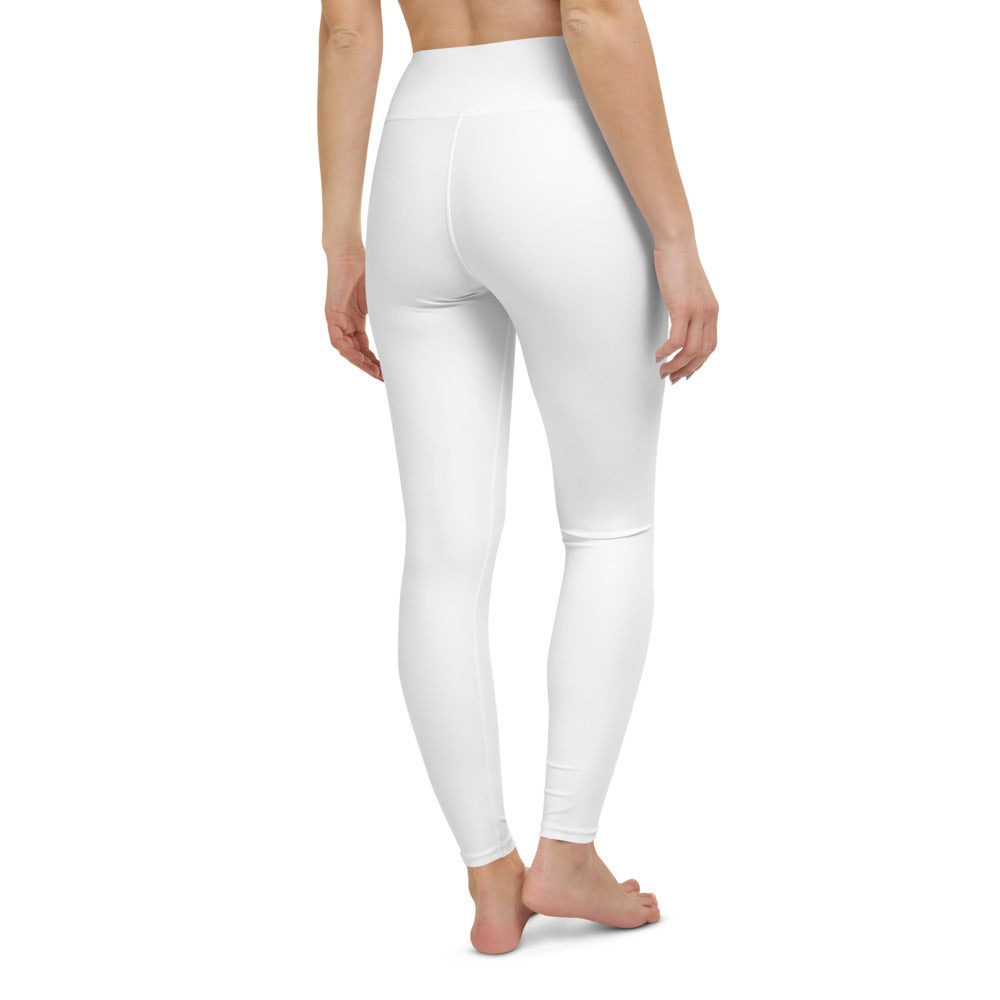 Yoga Leggings White