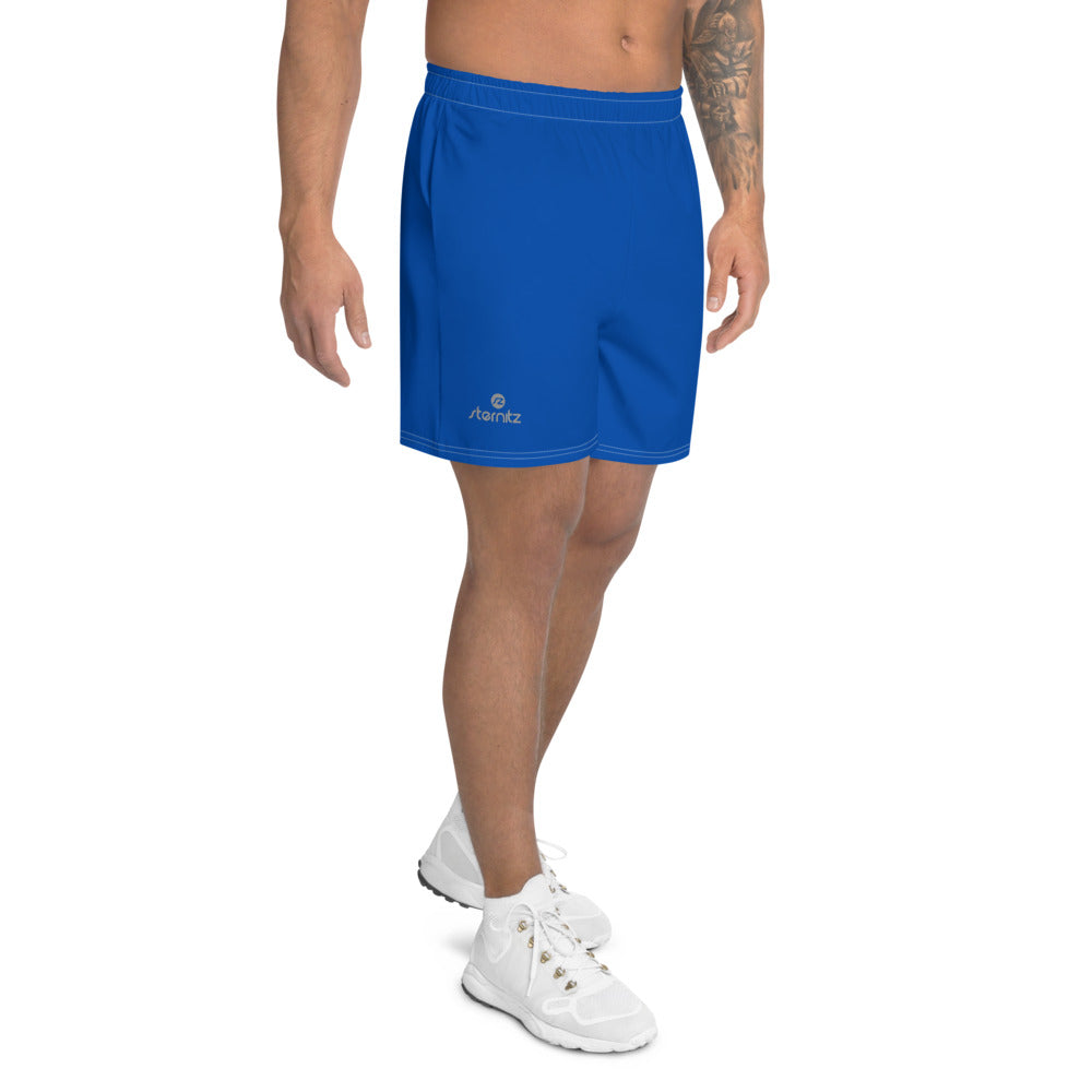 Men's Athletic Long Shorts Navy