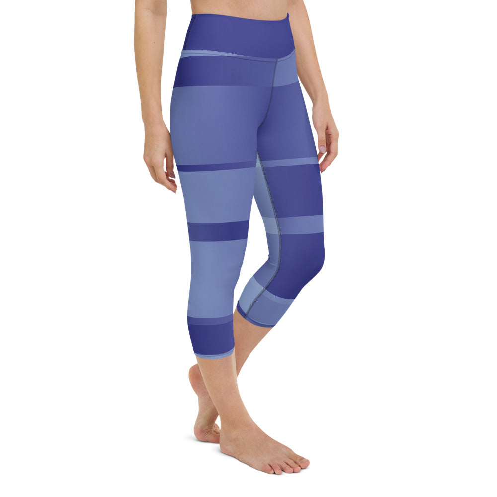 Yoga Capri Leggings Ann