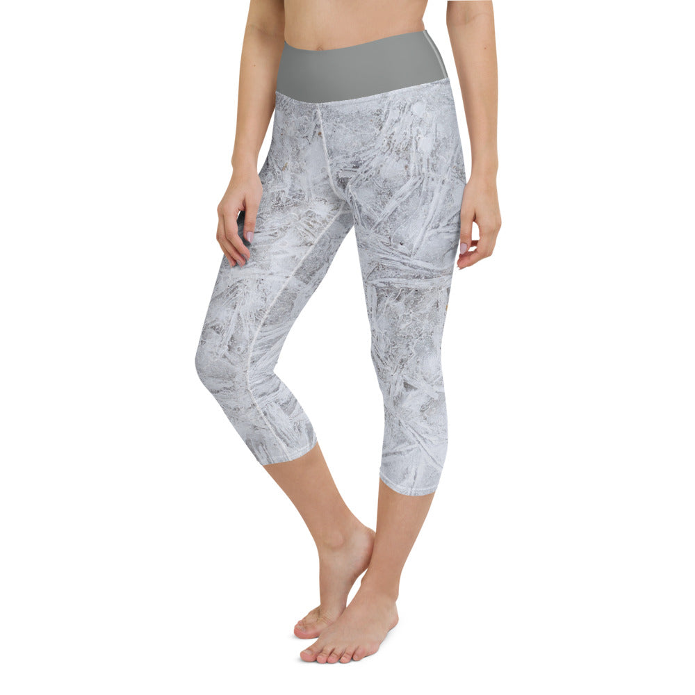 Yoga Capri Leggings Eira