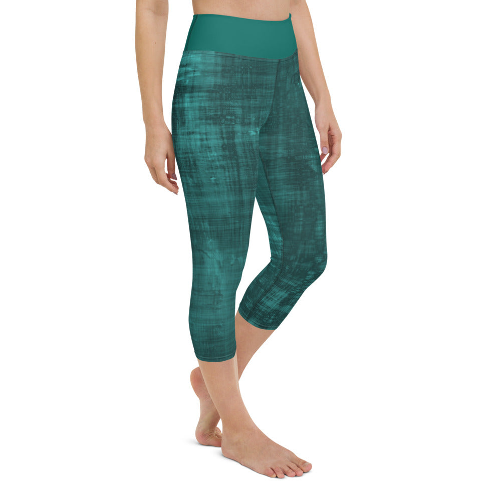 Yoga Capri Leggings Koyuk