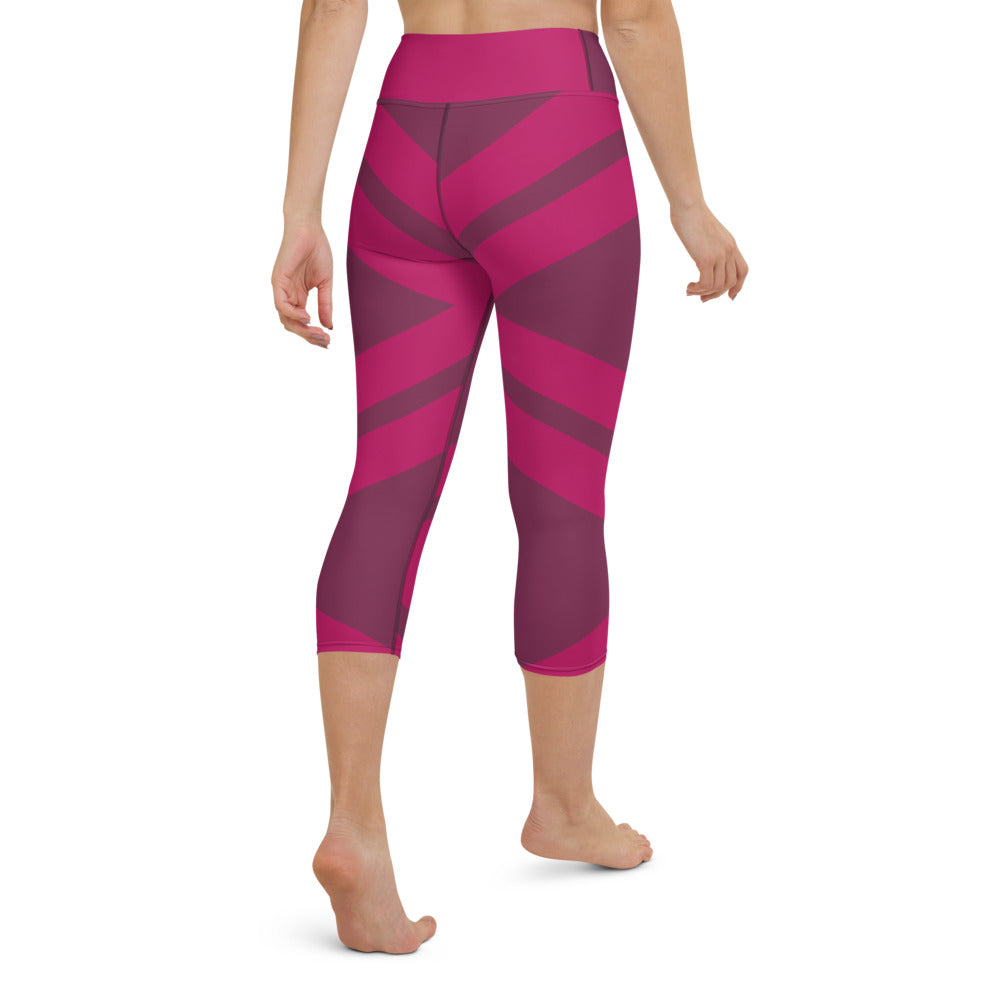 Yoga Capri Leggings Sweet