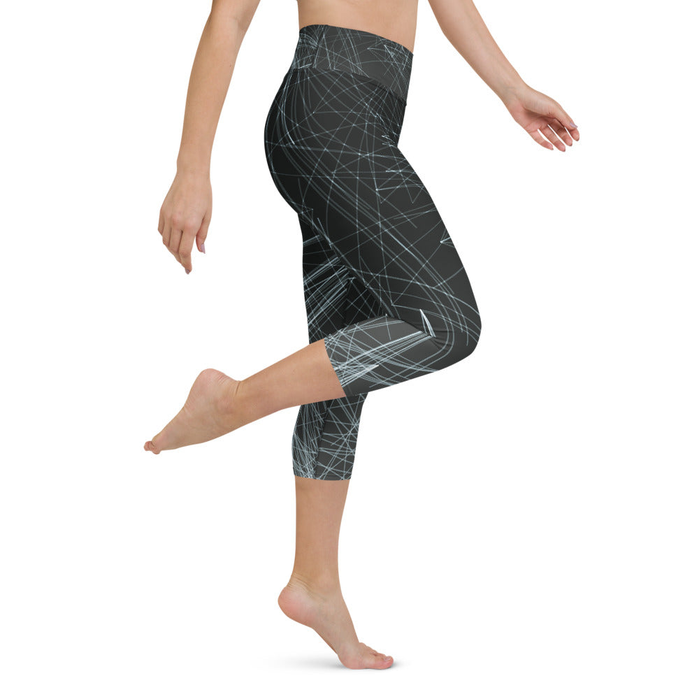 Yoga Capri Leggings Mithos