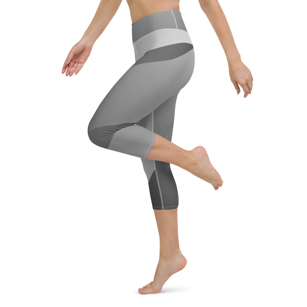 Yoga Capri Leggings California