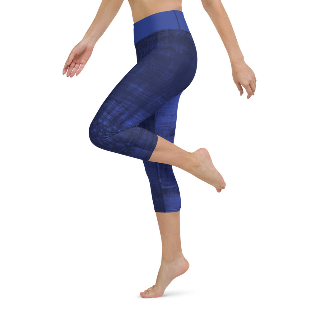 Yoga Capri Leggings Nukaka
