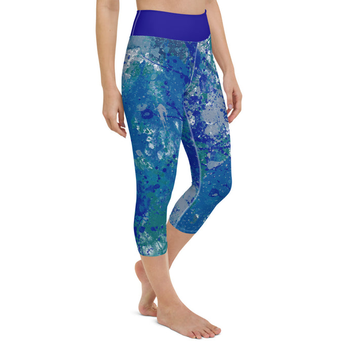 Yoga Capri Leggings Malik