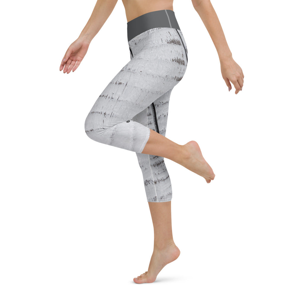Yoga Capri Leggings Zephyr