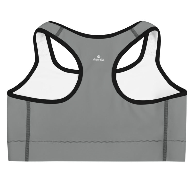 Sports Bra Grey Light