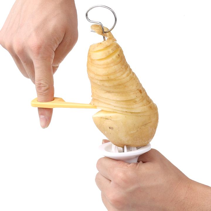 Spiral Potato Cutter