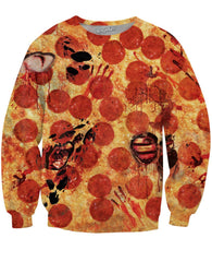 Dawn of the Deep Dish Sweatshirt