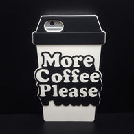 More Coffee Please Phone Case