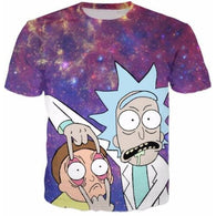 Rick and Morty WTF Tee