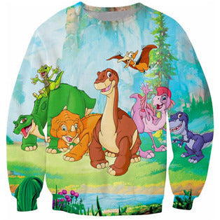 Land Before Time Sweater