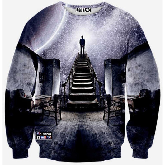 Epic Stairway Sweater