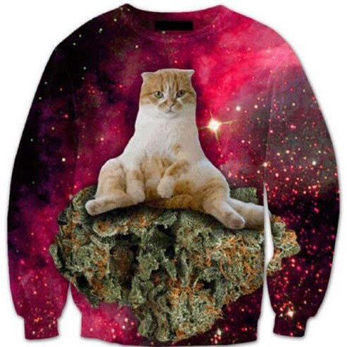 Kitty Nug Sweater