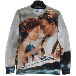 Titanic Sweater