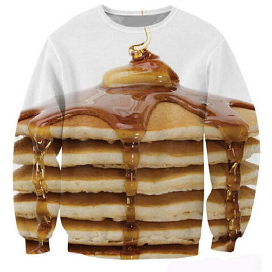 Pancake Stack Sweater