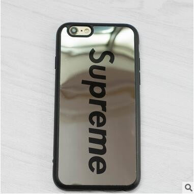 Supreme Mirror Phone Case