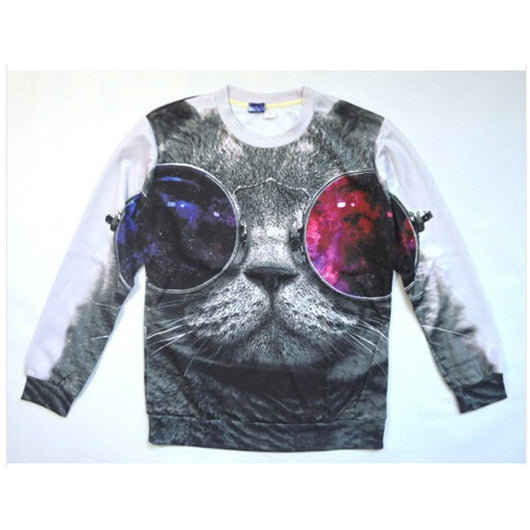 Cool Galaxy Cat