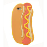 Hot Dog Soft Phone Case