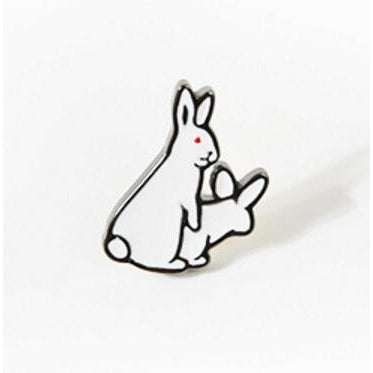 Rabbit Love Pins