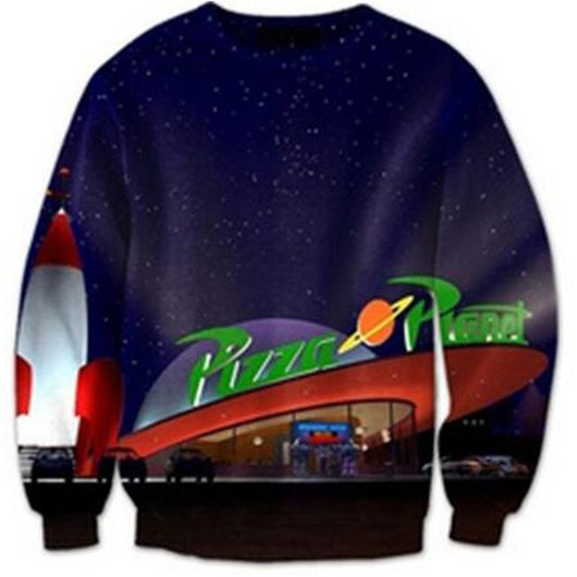 Pizza Planet Sweater