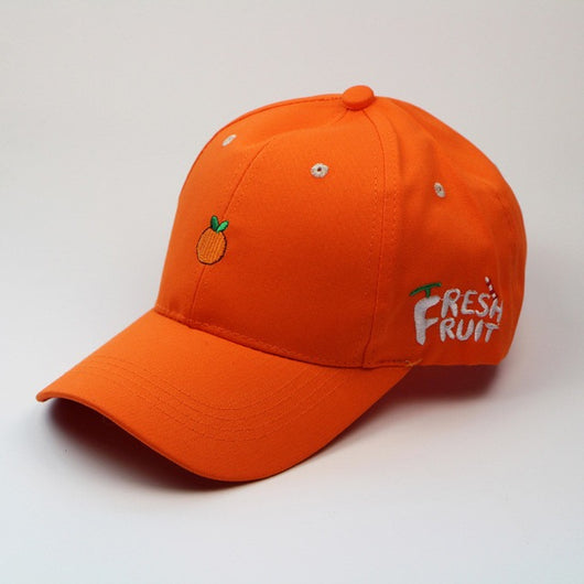 Fresh Fruit Dad Cap
