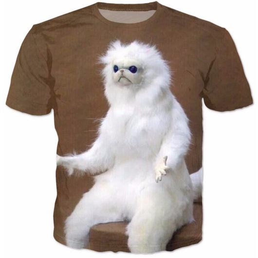 Persian Cat Room Guardian Tee