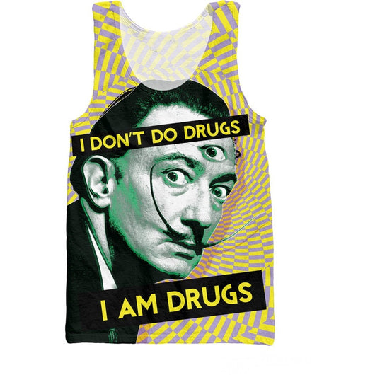 I Am Drugs Tank
