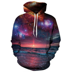 Galaxy Hoodies (Multiple Options)