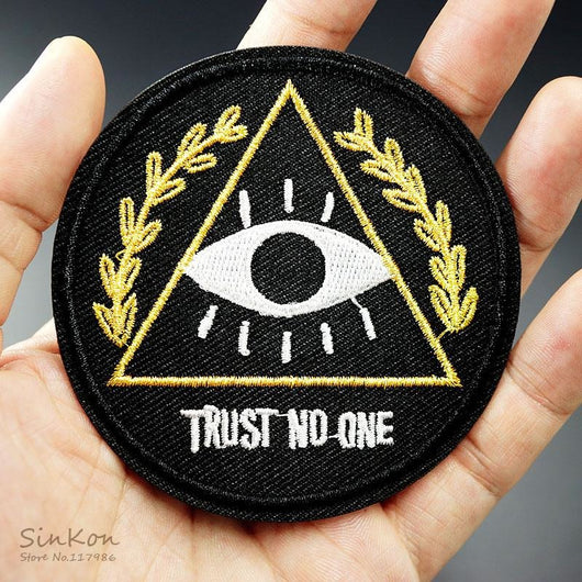 Trust No One Patch