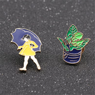 Morton Salt Pins