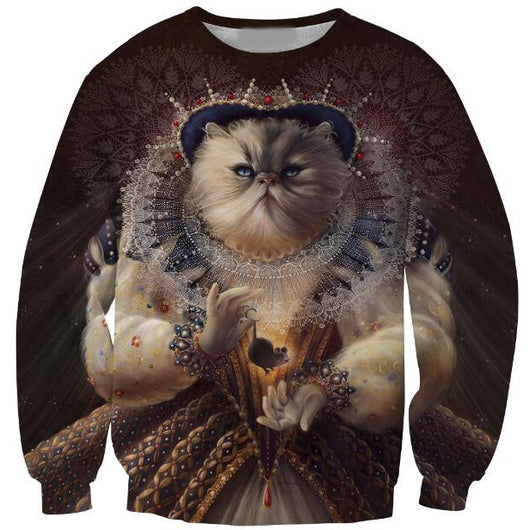 Hail Kitty Sweater