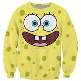 Eager Spongebob Sweater