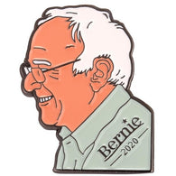 Bernie Sanders Limited Edition Pin