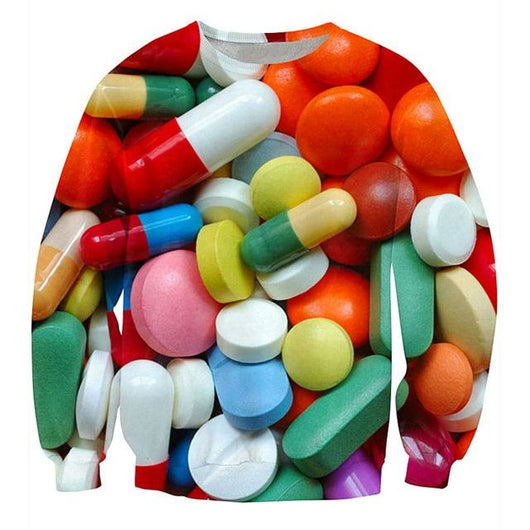 Pills Sweater