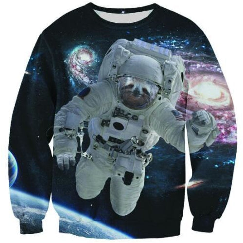 Space Sloth Sweater