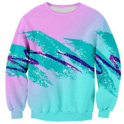 Twisted 90s Cup Sweater