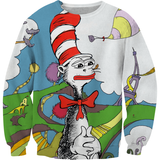 Dank Dr Seuss Sweater