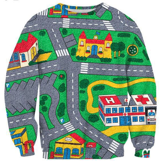 The Streets Sweater