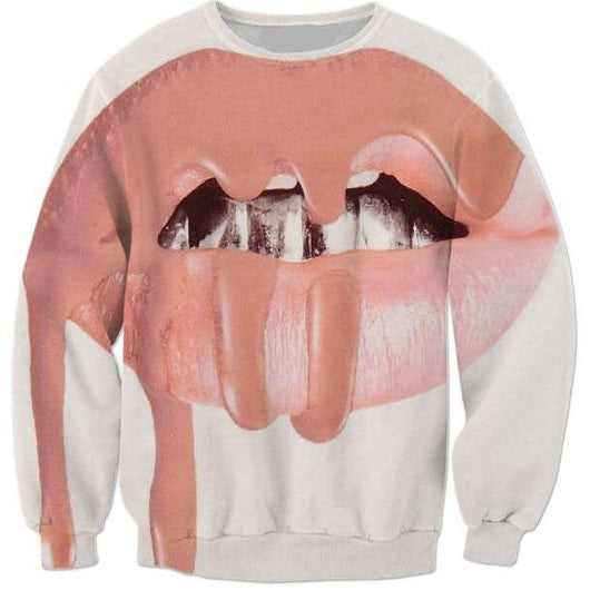 Kylie Jenner Lips Sweater