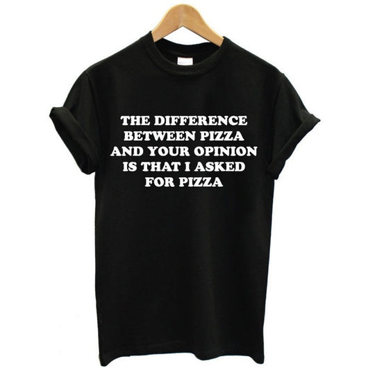 Pizza Opinions Tee
